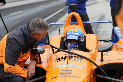 Fernando Alonso: McLaren's Indy 500 test day inconclusive