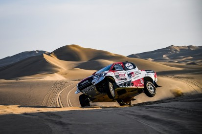 The route for the 2020 Dakar Rally in Saudi Arabia has been revealed
