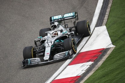 Lewis Hamilton says 2019 Mercedes Formula 1 car harder to work with