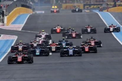 Formula 2 included in F1 2019 game alongside Prost/Senna celebration