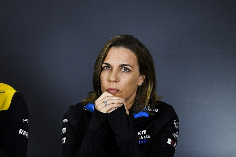 Claire Williams adamant Formula 1 team is not for sale