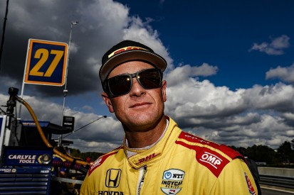 IndyCar champion Hunter-Reay to drive IMSA Mazda at Mid-Ohio