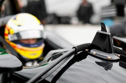 IndyCar brings AFP cockpit protection device's debut forward