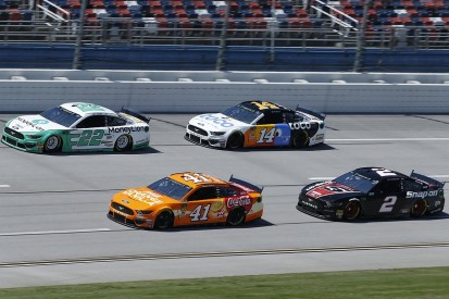 High Talladega NASCAR speeds prompt rule change after practice one