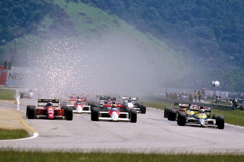 Bid to move Formula 1's Brazilian Grand Prix to new Rio track