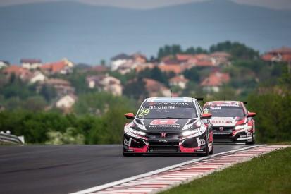 Honda driver Girolami beats Muller to Hungary WTCR pole