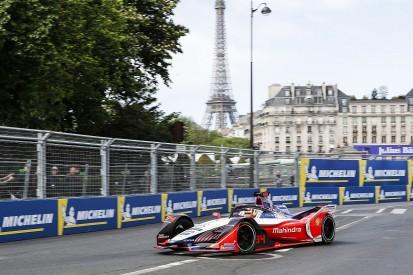 Wehrlein takes first double pole of 2018/19 FE season in Paris