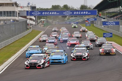Girolami beats Muller to win opening WTCR Hungary race from pole