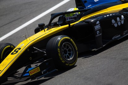 Ghiotto penalised for Sette Camara clash, Mazepin onto Baku F2 pole