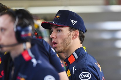 Gasly excluded from Baku Formula 1 qualifying for fuel flow breach