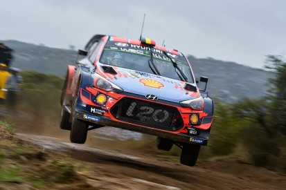 WRC Rally Argentina: Neuville leads Hyundai one-two into final day