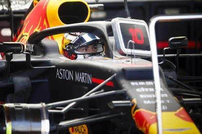 Minor Red Bull-Honda change to power unit after Gasly problem