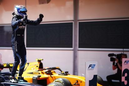 Baku F2: Williams F1 junior Latifi wins, Schumacher stars in sprint race