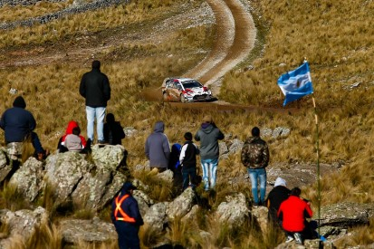 WRC Argentina: Meeke retakes third from Ogier, Neuville set for win