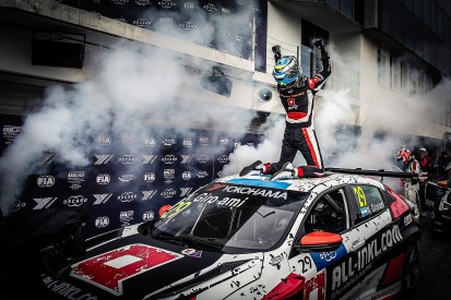 Honda driver Girolami takes second WTCR win in Hungary