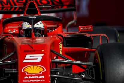 """Vettel: Ferrari's 2019 car struggling to """"extract grip"""" from tyres"""