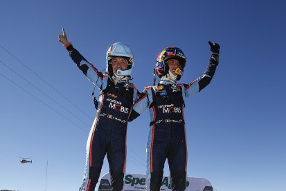 WRC Rally Argentina: Thierry Neuville wins in Hyundai one-two