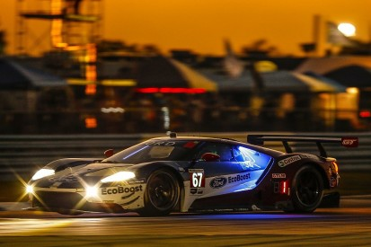 Ford announces driver line-up for its final works Le Mans 24 Hours