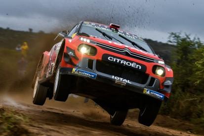 Citroen still 'trusts' Lappi amid '19 woes and WRC Argentina crash