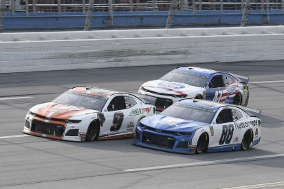 NASCAR Talladega: Bowman would not have let team-mate Elliott win