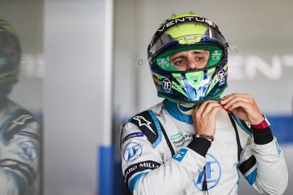 Felipe Massa: Paris FE race compromised by rain getting into helmet