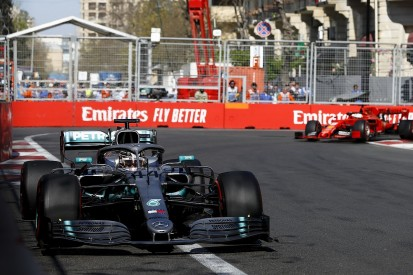 Hamilton: Ferrari needs to pick it up in Formula 1 title fight