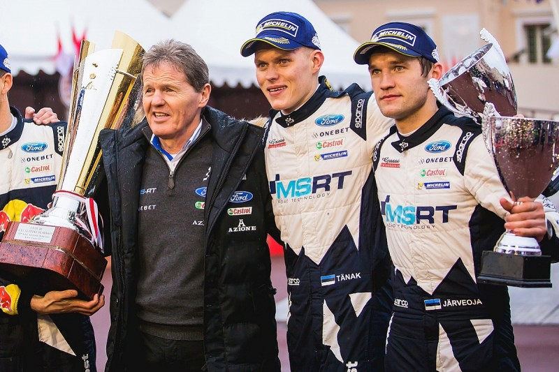 M-Sport Ford aims to poach Tanak from Toyota for 2020 WRC season