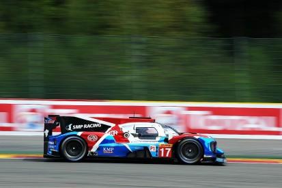 Spa WEC: SMP driver Sirotkin leads newcomer Vandoorne in FP1
