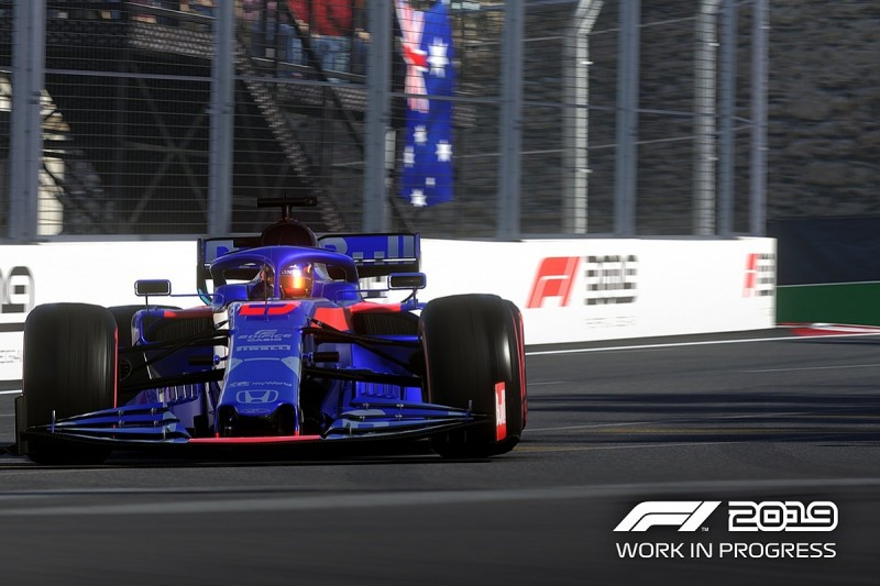 Video: Early impressions of F1 2019 game, including first look at F2