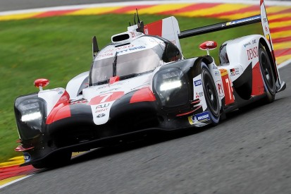 Spa WEC: Toyota ahead in FP3 with Kobayashi, Porsche's Bruni tops GTE
