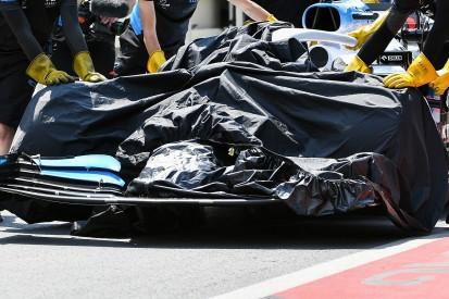 Williams 'will be reimbursed' by Baku circuit for manhole hit damage
