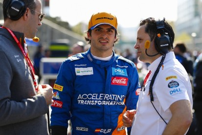 """Carlos Sainz Jr used to be """"puzzled"""" by McLaren Formula 1 team"""