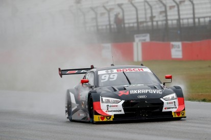 DTM teams confused over Hankook wet tyre after drivers struggle