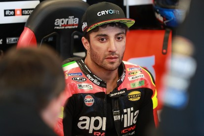 Aprilia's Iannone to miss Jerez MotoGP race with ankle injury