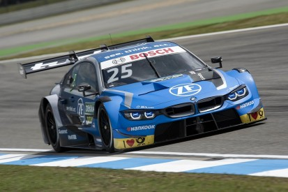 BMW's Philipp Eng storms to pole position for race two at Hockenheim