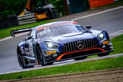 Nico Bastian and Thomas Neubauer take Blancpain Brands Hatch victory