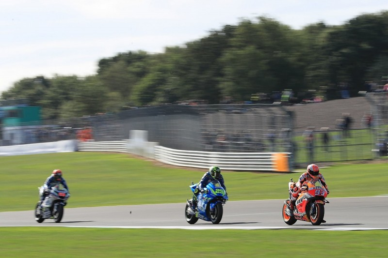 Silverstone resurfacing secures MotoGP race contract until 2021