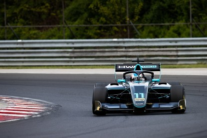 "Hughes: HWA F3 debut like a ""midfield F1 team"" in junior series"