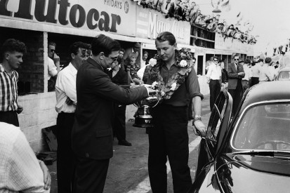 Obituary: Tommy Sopwith - Early BTCC star and BRDC director