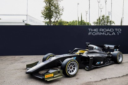 Formula 2 to run 18-inch tyres in 2020 a year ahead of F1
