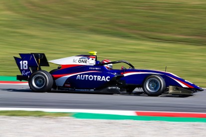 Barcelona F3: Piquet tops first practice of new F3 era by 0.009s