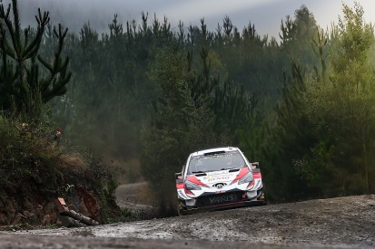 WRC Rally Chile: Tanak takes early lead, Neuville bemoans red flag