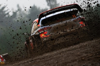 Rally Chile marshal started Neuville's cancelled SS2 run too early