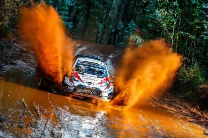 WRC Rally Chile: Toyota's Ott Tanak breaks clear in lead