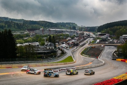 Spa hailed as the best of new World Rallycross Championship tracks