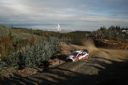WRC Rally Chile: Tanak pulls away, Neuville unhurt in big crash