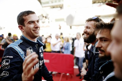 Barcelona F2: Williams reserve Nicholas Latifi wins thriller