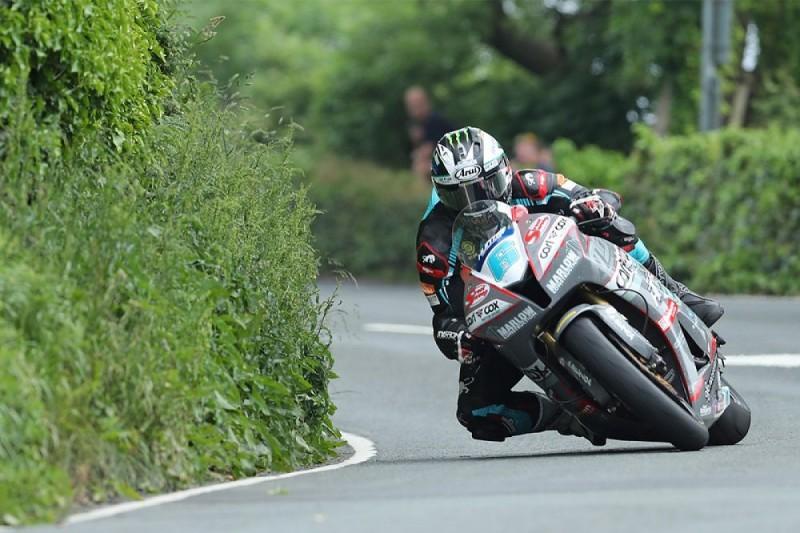 Cummins heads Isle of Man TT Supersports starting order