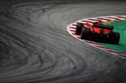 Leclerc surprised by Ferrari damage after running over kerbs in Q2