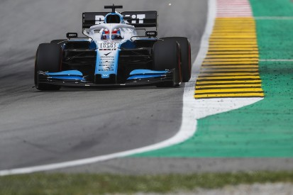 Russell encouraged by gap to F1 midfield in Spanish GP qualifying